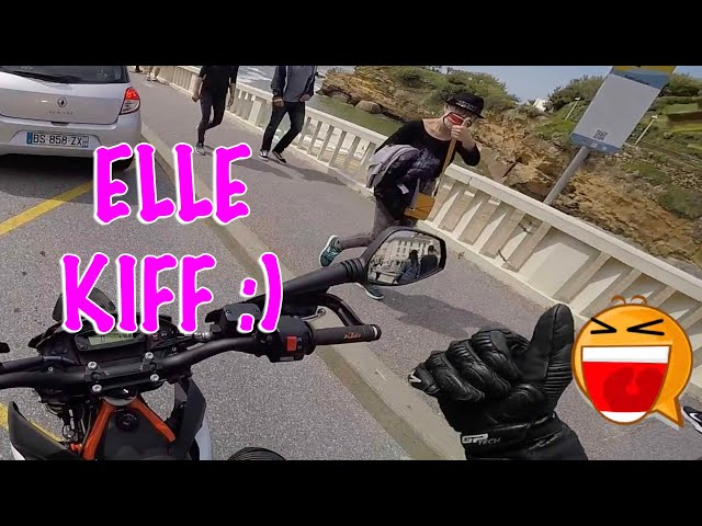 DAILY OBSERVATION - ELLE KIFF !