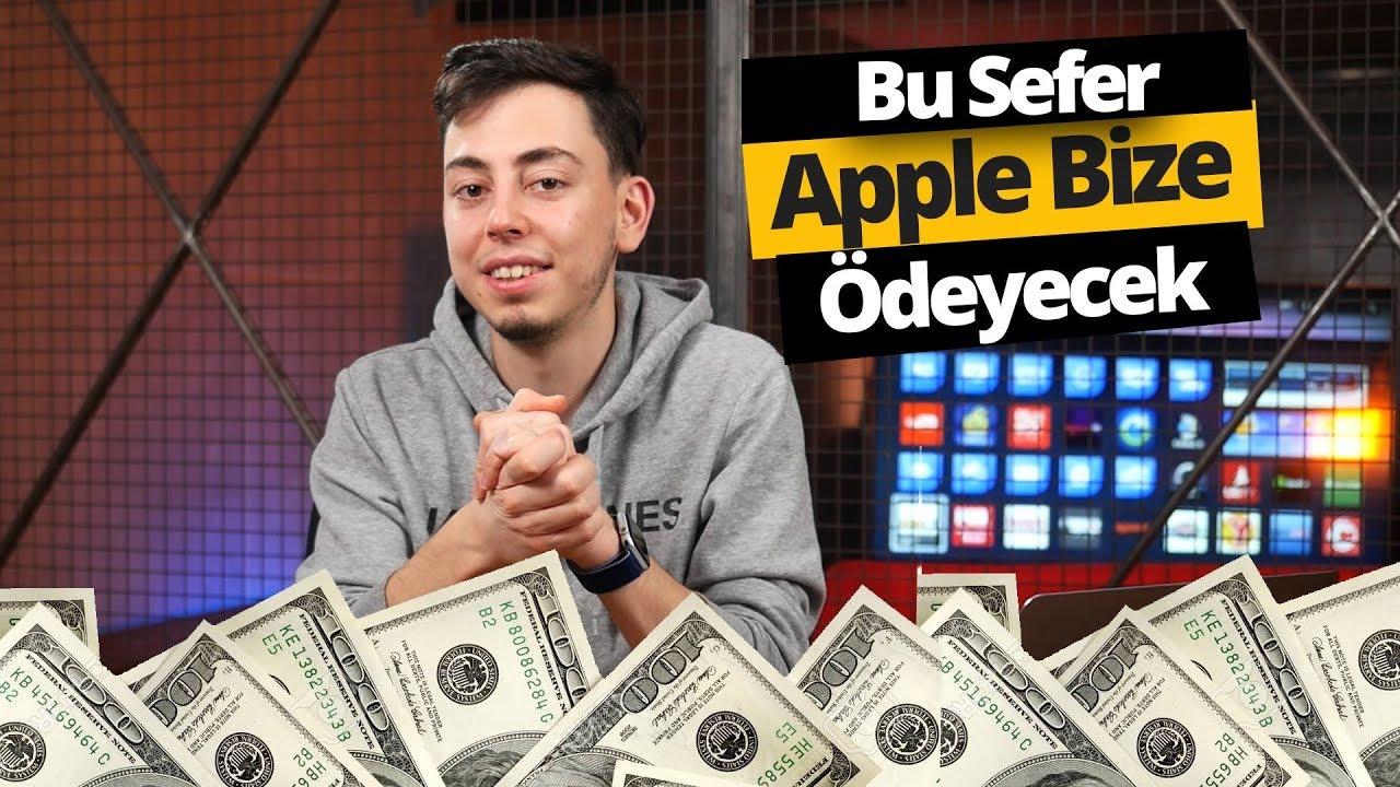 APPLE iPHONE KULLANICILARINA 25 DOLAR ÖDEYECEK