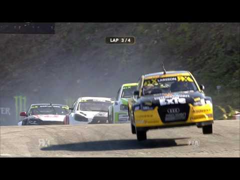**FULL-LENGTH RACE** Flashback: Hell RX 2015 Heat 3 | FIA World RX
