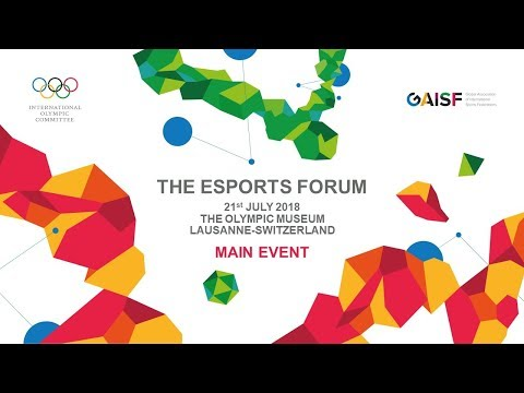 The Esports Forum - Main event
