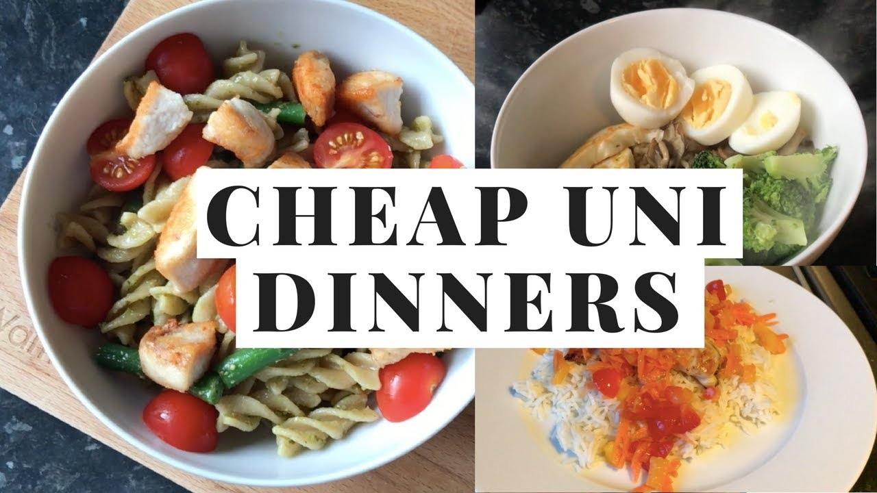 quick healthy meal ideas on a budget