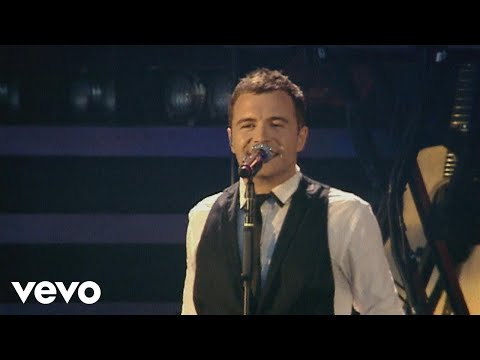 Westlife - The Easy Way (Live At Croke Park Stadium)