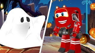 Download Supercar Baby Rikki vs Friendly Ghost | Halloween Kids Party Songs & Rhymes Mp3 and Videos