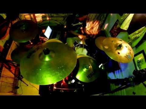 CROWN OF RAGE 'Catastrophe' Drum Playthrough