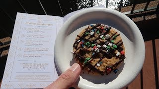Cookie Stroll Challenge at Epcot