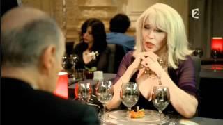 AMANDA LEAR au Grand Restaurant
