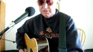 The Old Laughing Lady by Neil Young, Cover, Guitar