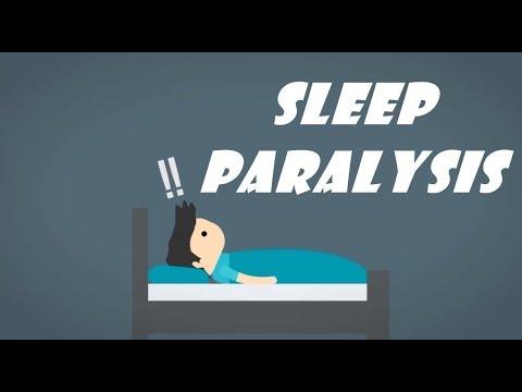 Sleep Paralysis Adalah
