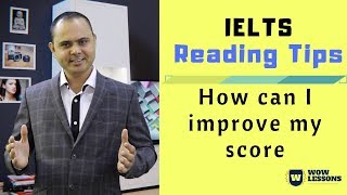 IELTS Reading Tips - Super methods - Wow Lessons