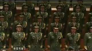 """Download Soviet march """"Let's go"""" ( """"В путь"""" 《出发》 ) - chinese version Mp3 and Videos"""
