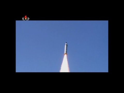 Thumbnail: North Korea releases footage of apparent missile launch