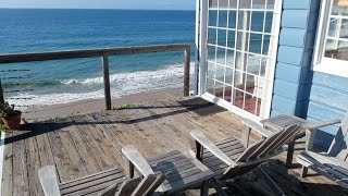 Crystal Cove Cottage #33, Historic romantic rental in Laguna Beach CA.