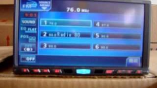 DVD Player Eclipse com HD de 40gigas