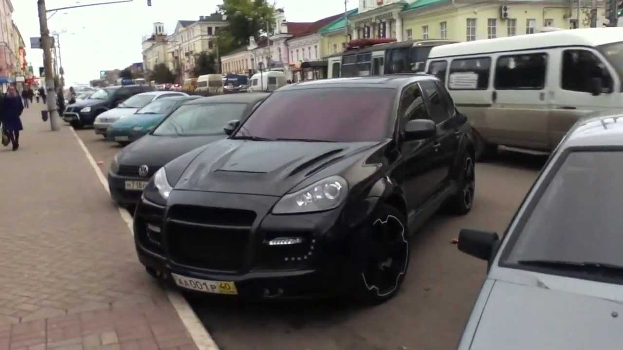 porsche cayenne turbo tuning youtube. Black Bedroom Furniture Sets. Home Design Ideas