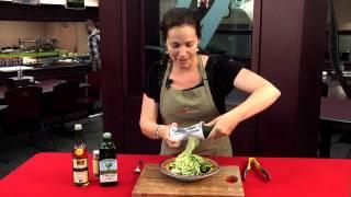 Cucumber Salad using The Veggetti!