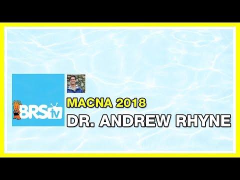 Dr. Andrew Rhyne: Poisoned Reefs, 50yrs of Cyanide Fishing | MACNA 2018