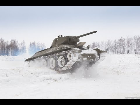 С задачей Т-34 справился быстрее чем Т-III в 96 раз, «Валентайна» в 84 раза, «Матильды» в 126 раз.