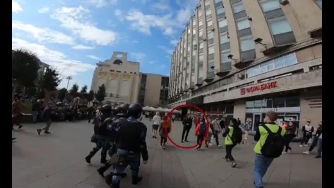 Юрий Дудь просит показать видео задержания Павла Устинова своим родным! #Я/Мы Павел Устинов
