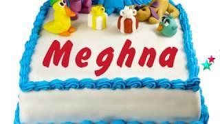 Happy Birthday Meghna