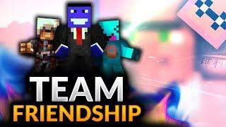 TEAM FRIENDSHIP VS HAROLD!