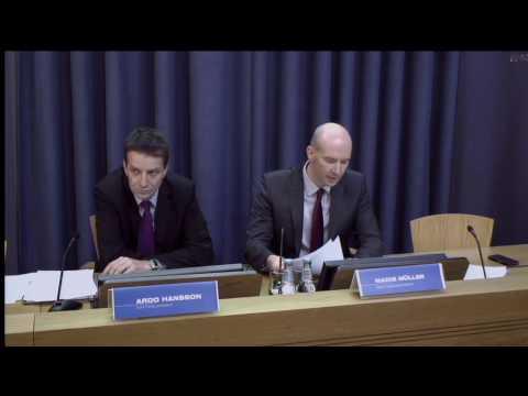 Eesti Panga finantsstabiilsuse ülevaate esitlus 26. oktoobril 2016
