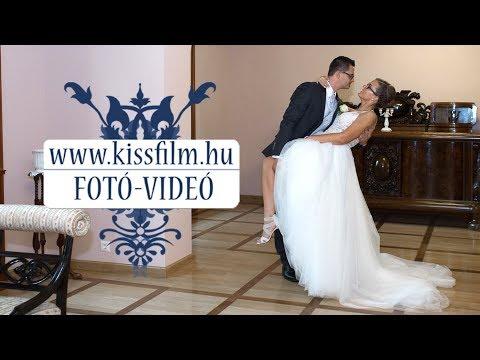 Bettina és Sándor /Szabolcsveresmart/ Anarcs /Fényeslitke/KISSFILM.HU