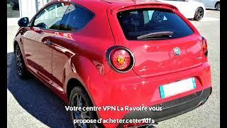 Alfa Romeo Mito 0.9 Twin Air 105ch Imola Stop&Start à vendre à #chambery chez @VPNautos