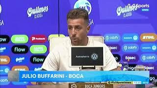 Julio Buffarini: