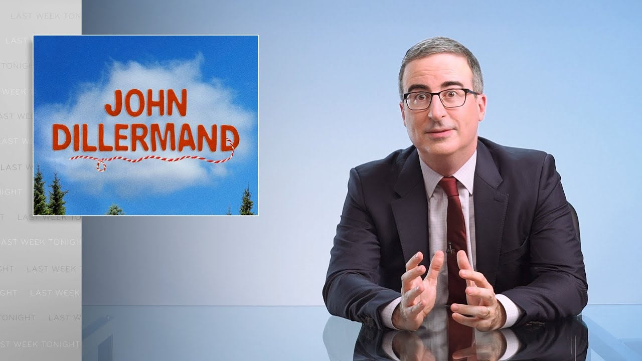 John Dillermand: Last Week Tonight with John Oliver (Web Exclusive)