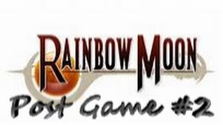 Rainbow Moon (Post Game) Part 2 - The Crystals