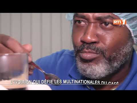 Made In Africa : André Brauh Mensah, l'Ivoirien qui défie les multinationales