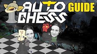 Dota 2 Auto Chess mit Henry - Guide & Gameplay