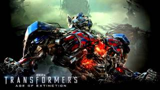 Transformers: Age of Extinction - Leave Planet Earth Alone/Battle Cry (Movie Version)