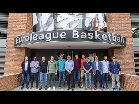 EuroLeague head coaches discuss progress, future at EB Institute Annual Workshops