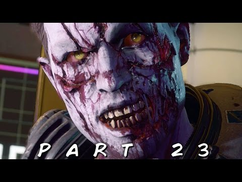 DEAD RISING 4 Walkthrough Gameplay Part 23 - Zombie Lord (XBOX ONE S)