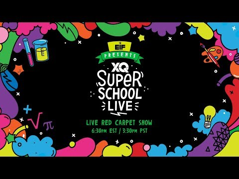 XQ Super School Live Red Carpet Show | Hosted by Dytto & Jorge Diaz