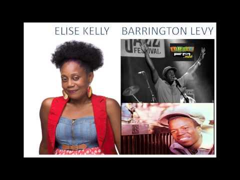 Barrington Levy Live White River Reggae Bash December 1994