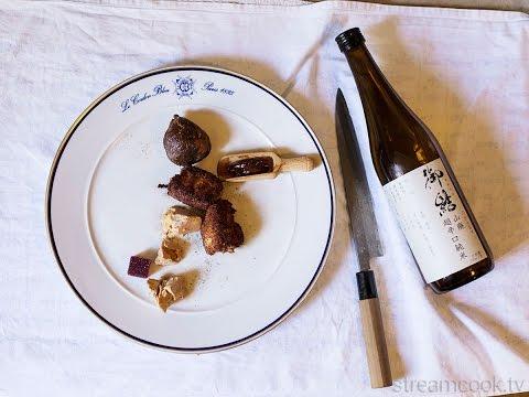 Le Tonkatsu de foie gras du Haut-Quercy par François Lavergne