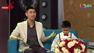 Thần đồng Minh Khang tái xuất khiến MC Quang Bảo cùng Lê Lộc đứng hình 😍