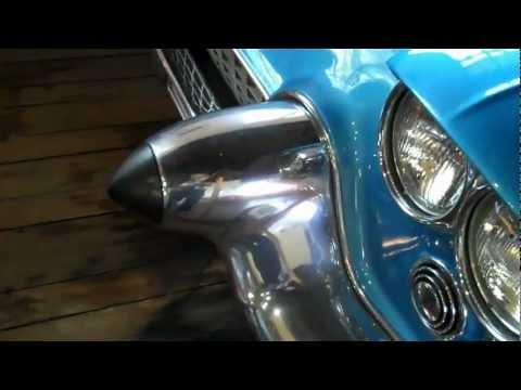 1957 Cadillac Eldorado - Grovewood Car Museum