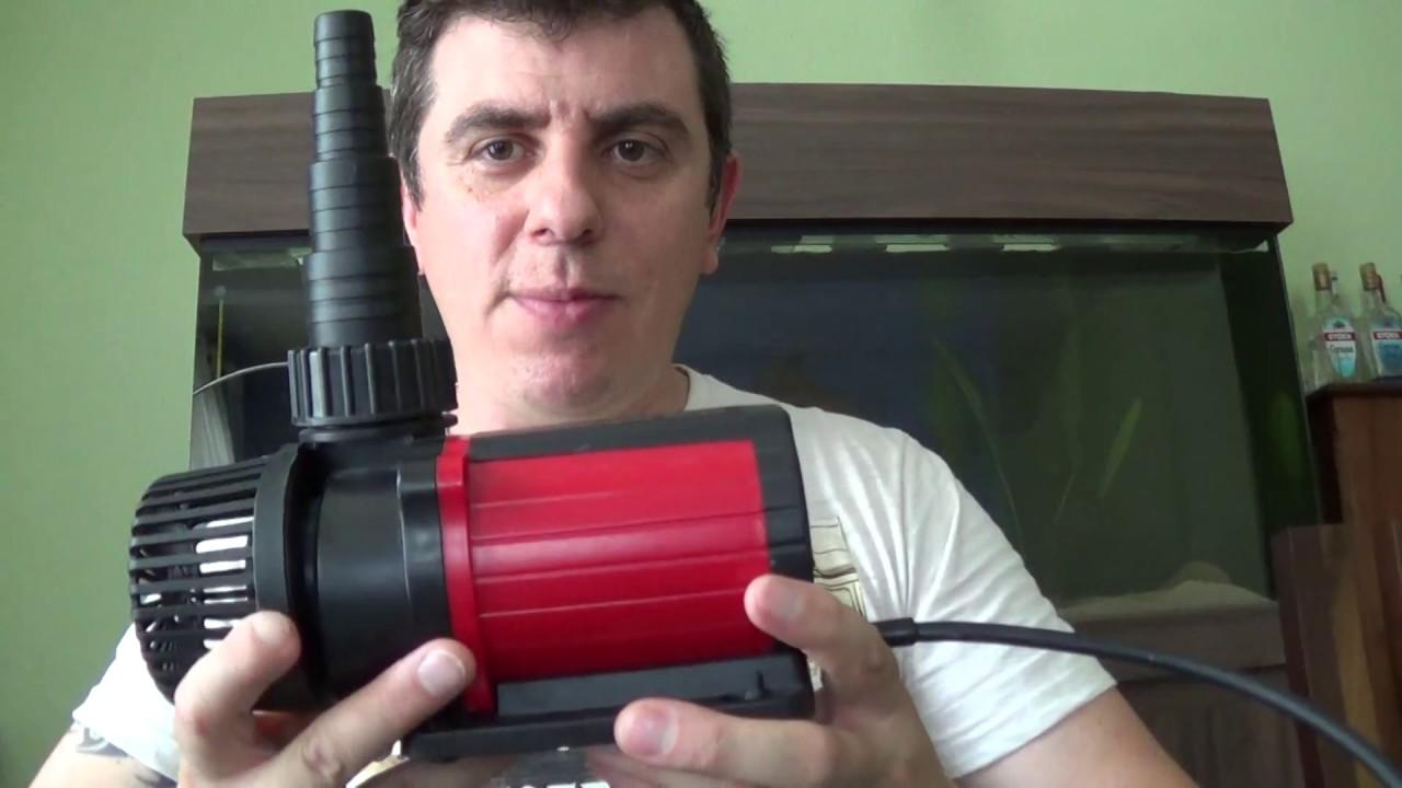 Dicas sobre Bombas Eletrônicas de Recalque para Aquários e Diferenças entre AC e DC