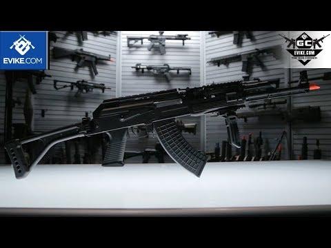 CYMA Contractor AK47 AEG - The Gun Corner - Airsoft Evike.com