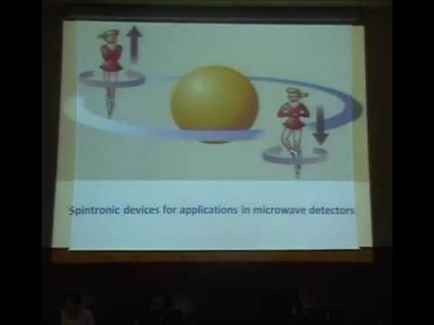 """Spintronic devices for applications in energy harvesting and microwave detectors"""
