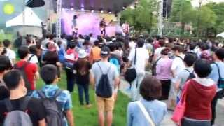 Echo回聲樂團-被溺愛的渴望   Live at 2014發條音樂節