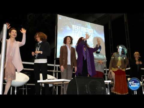 Destination Star Trek Germany - Ladies of Star Trek Panel (Day 2)