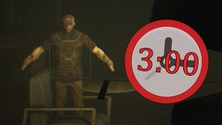 How To 'BEAT' Outlast in Under 3 Minutes