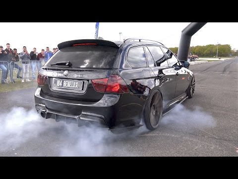 900HP BMW 335i