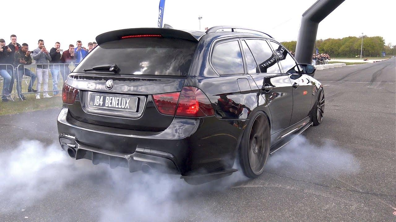 900HP BMW 335i E91