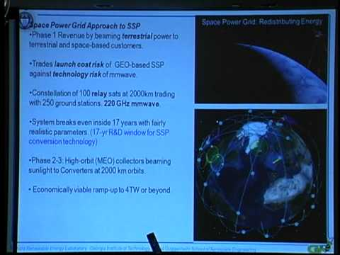 Space Solar Power: A US-India Power Exchange - Naryanan Komerath
