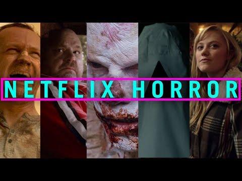 Best Netflix Horror Movies 2017 feat. Matthew Brando